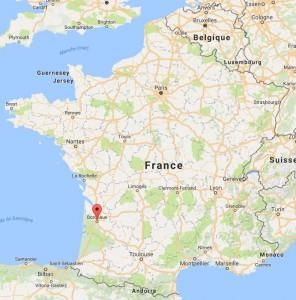 bordeaux googlemap