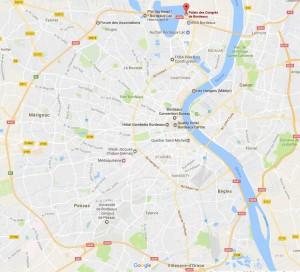 googlemap palais